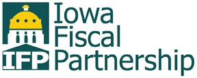 Iowa Fiscal Partnership logo