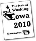State of Working Iowa cover